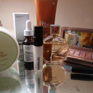 Luxury Beauty Bundle - Chanel, Lancôme, Urban Decay and more