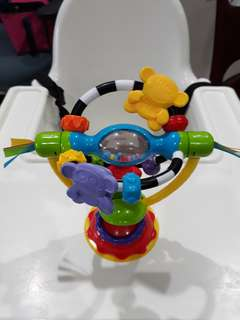 Playgro Table Toy with suction/Teether