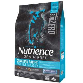 Nutrience SubZero Grain Free Canadian Pacific Dog Food