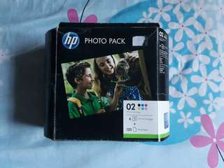 Model 02 HP Photo Pack
