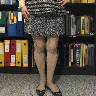 Authentic Chanel mini skirt