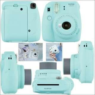 Fuji Film Instamax Mini 9, Instant Camera