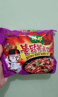 Samyang flavor M A L A