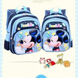 Kids School Bag/ Mickey School bag/ Children Bag