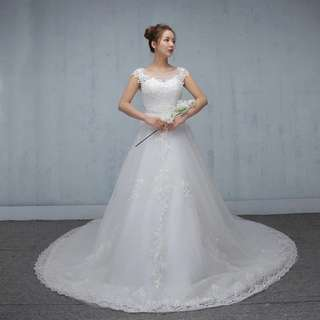 Wedding dress for rent and sale