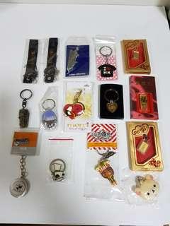 BN key chain