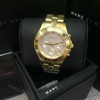 🎀MARC JACOBS WATCHES🎀  💯AUTHENTIC QUALITY 🛍WITH MANUAL, HARD BOX & PAPERBAG ✈FREE SHIPPING NATIONWIDE   Please PM me for the price