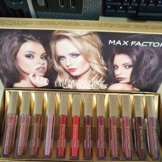 Max Factor Lipstick - Left 1 Box