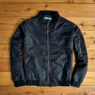 Coquette Slim Bomber Jacket