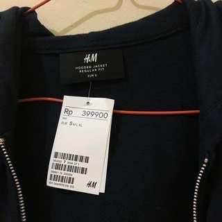 Jaket Pria H&M Original