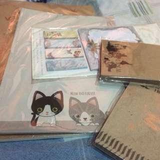 Stationery (japan , papelmerotti) take all