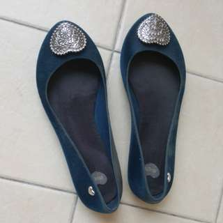 Pre♡ Melissa Jelly Flat Shoes #fesyen50