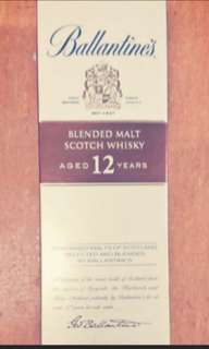 Whisky 75ml