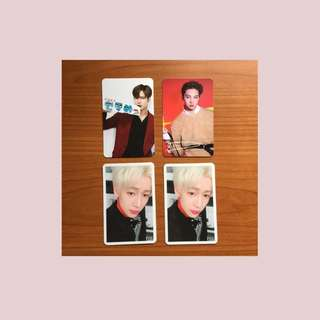 GOT7 Flight Log: Arrival Photocards