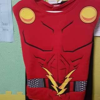 Super Hero Costume with Cape