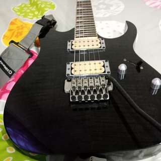 WTS WTT Ibanez RG 320 with Dimarzio
