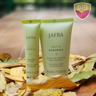 Jafra - clear pore and clear blemish 1 each