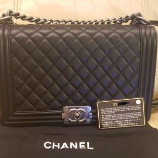 Chanel Boy New Medium Bag 28cm