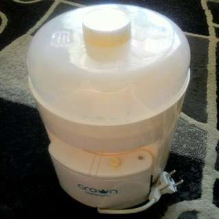 Crown Baby Care - Electric Steam Steriliser