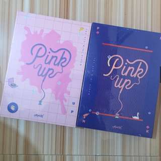 ON HAND (SEALED) APINK - Pink Up WITH PC