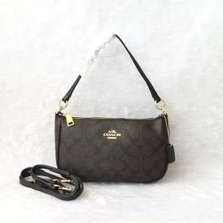 Coach mini Top Handle Original