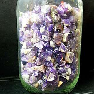 AMETHYST 1KG 紫水晶
