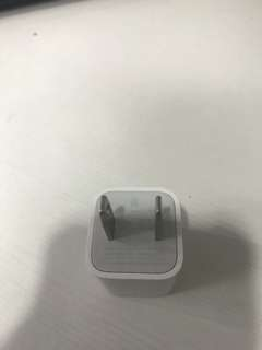 Original iphone wall adapter