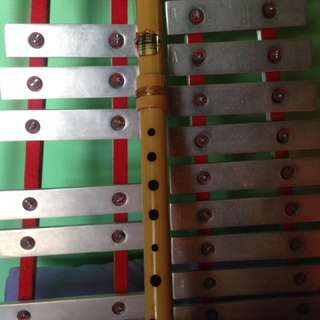 Set of JB Lyre and Kingflute