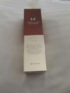 Missha Perfect Cover B.B Cream