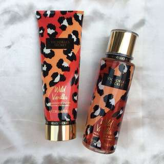 VS Fragrance Lotion + Mist