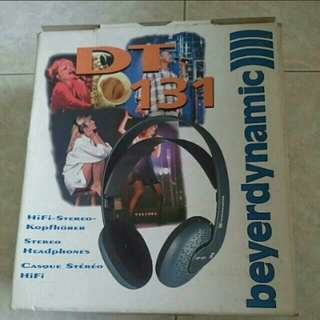 Headphone Beyerdnamic DT131
