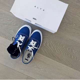 Vans alyx 聯名款 OG style 43 LX   滑板鞋 style 36 Authentic era vault 可參考