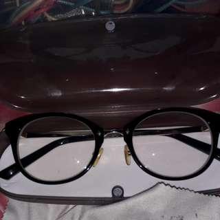Kacamata minus slinders