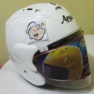 0703♡♡TSR RAM4 Helmet CONVERT TO ARAI 🦀 For SALE, Yamaha Jupiter, Spark, Sniper,, Honda, SUZUKI