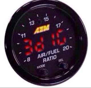 AEM 30-0300 X-Series Wideband UEGO AFR Sensor Controller Gauge (AEM Authorize Dealer) Singapore
