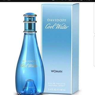 Brand New tester set Davidoff cool water