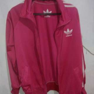 Jacket Adidas pink