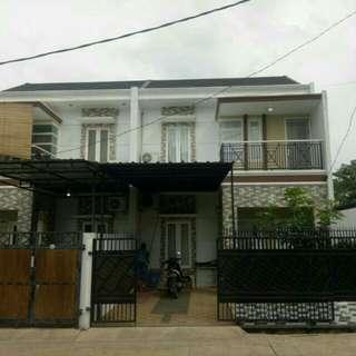 Rumah Cluster 2 lantai luas & termurah di Jati Warna