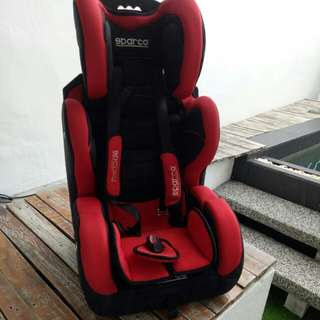 Sparco sport car seat