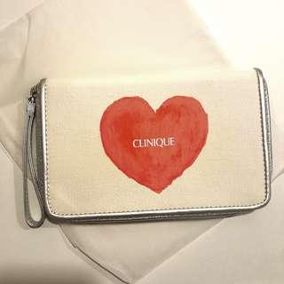 Passport Holder Clutch Original Clinique Merchandise
