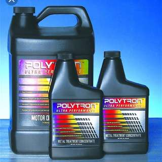 Polytron - Ultra lubricant (engine oil addictive)