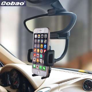🔥UNIVERSAL PHONE HOLDER REAR MIRROR