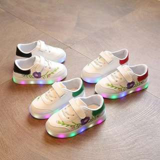 Floral Lighted Shoes PO