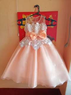 Gown for babby girl