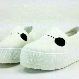 Sepatu wanita70309 white