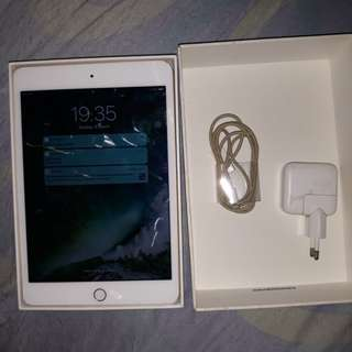 Ipad mini 4 16GB Gold