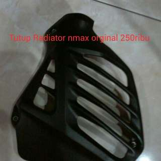 Tutup Radiator Motor Nmax Original