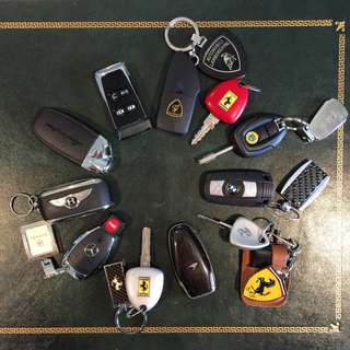 Car and bikes keys for sale  and car key programing