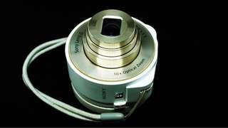 Sony QX10 Lens Camera