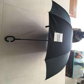 Reversible umbrella - Amex corporate premium